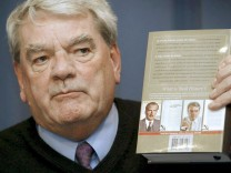 Holocaust-Leugner David Irving im Jahr 2008.