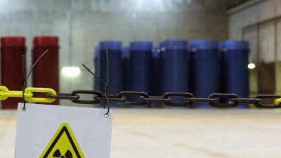 Gorleben Atommüll-Endlager