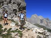 Touren in den Alpen: Trekking im Trentino, Ralf Brunel/Fotoarchiv ApT Val di Fassa