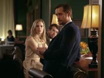 "Brit Marling und Alexander Skarsgard in ""The East"" im Kino"