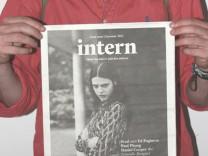 intern magazine praktikant