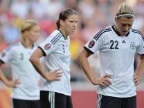 Frauen-EM Deutschland - Norwegen