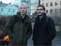 Wikileaks Kino Julian Assange Daniel Domscheit-Berg Benedict Cumberbatch Daniel Brühl