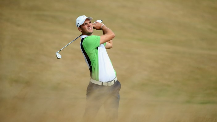 142nd Open Championship - Round One