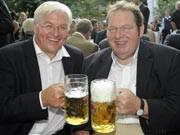 Frank-Walter-Steinmeier; SPD, Wahlkampf, München; Reuters