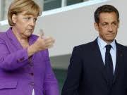 Angela Merkel und Nicolas Sarkozy, Reuters