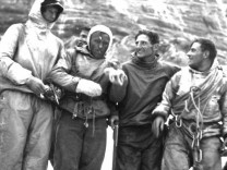 75th Anniversary of the First Climb of the Eiger North Face