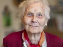 Hundertjährige Christiane Wegener