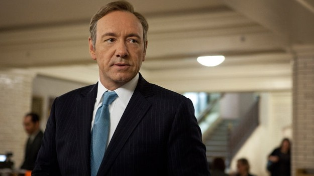 """Kevin Spacey in der Netflix-Serie """"House of Cards"""""""
