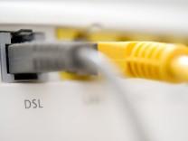 Der schnelle Draht ins Netz:Highspeed-Surfen von DSLbis Kabel