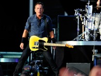 Bruce Springsteen beim Hard Rock Calling 2013 - Day 2