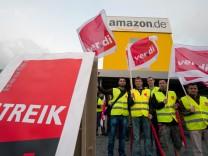 Streik bei Amazon - Bad Hersfeld