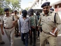 Indien: Vegewaltiger von Schweizerin verurteilt