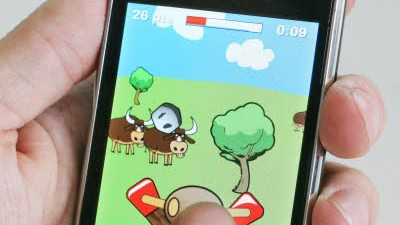 iPhone Mobile Gaming