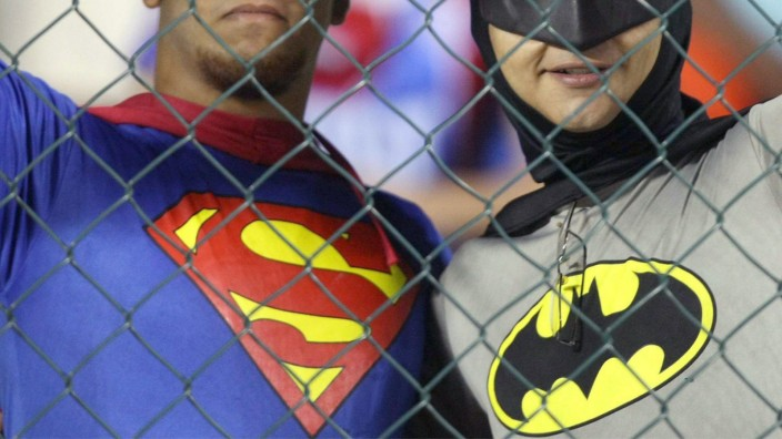 Superman und Batman