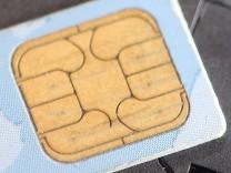SIM-Karte, Handy, Smartphone