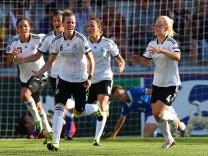 Fußball EM der Frauen Deutschland Italien Viertelfinale