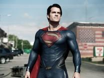 Superman trifft bald auf Batman