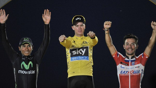 Tour de France 2013 21th stage