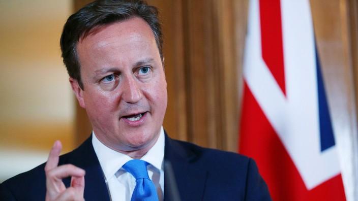 David Cameron Guardian