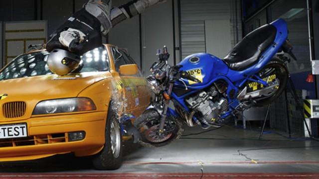 Sicherste Verkehrsmittel Motorrad