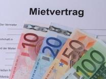Miete Wohnung mieten Mietvertrag Mieterhöhung Kaltmiete Bruttomiete