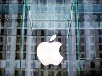 Quartalszahlen bei Apple