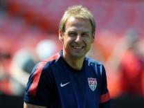 Jürgen Klinsmann USA Nationaltrainer Fußball