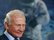 Buzz Aldrin, Mondlandung, Google Earth Google Moon