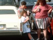 Übergewichtige US-Amerikaner