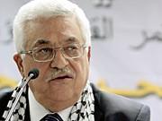 Palästinenser Präsidenten Mahmud Abbas dpa