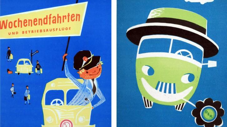Tourismus Bundesrepublik Urlaub DDR