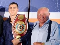 PK Boxkampf Arslan gegen Huck