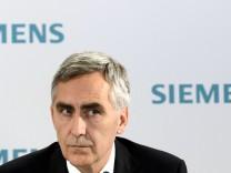 Siemens-Chef Peter Löscher