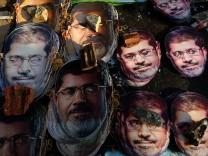 Pro Morsi protest in Cairo