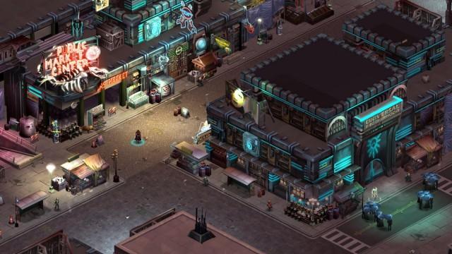 Computerspiel Shadowrun Returns