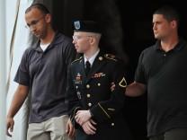 Bradley Manning Urteil Plädoyers Wikileaks