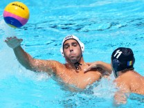 Schwimm-WM - Wasserball - Deutschland - Rumänien