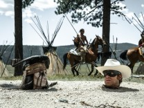 "Johnny Depp in dem Kinofilm ""Lone Ranger"""