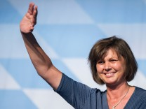 Die CSU Oberbayern bestätigt Ilse Aigner mit 99,7 Prozent als Vorsitzende