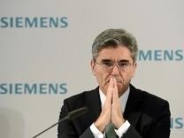 Neuer Siemens-Chef Joe Kaeser