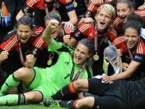 Nadine Angerer, Fußball-EM der Frauen, Deutschland - Norwegen