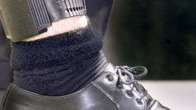 Justiz Elektronische Fußfessel