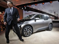 BMW Reithofer i3