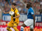 Yusuke Tasaka Cristian Fiel  VfL Bochum Dynamo Dresden