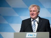 Bezirksparteitag der CSU Oberbayern