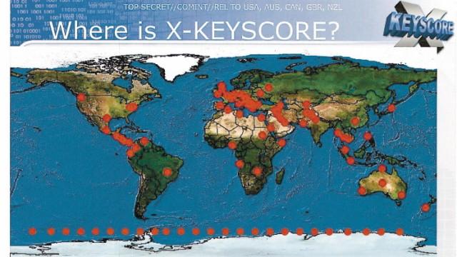 Folie aus der XKeyscore-Präsentation