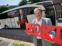 Wahlkampfauftakt der Bayerischen SPD