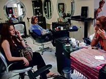 Iranian Living Room Sahar Pishsareeian