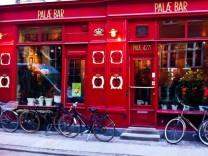 Spotted by Locals Kopenhagen Dänemark Palæ Bar Palae Bar Städtereise Städtetrip